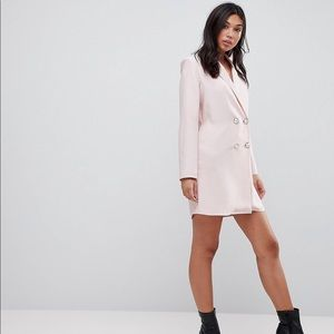 Tailored jacket dress